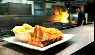Railway Hotel Steak House - Accommodation in Brisbane