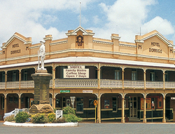 Heritage Hotel Motel - Accommodation in Brisbane