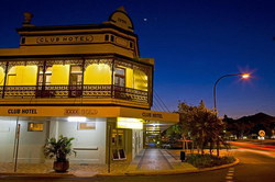 The Club Hotel - Accommodation in Brisbane