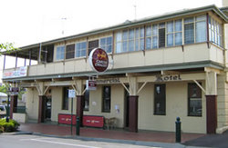 Commercial Hotel Alexandra - Accommodation in Brisbane