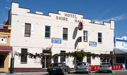 Shire Hall Hotel - Accommodation in Brisbane