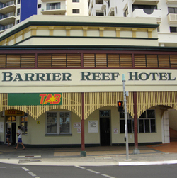 The Barrier Reef Hotel - Accommodation in Brisbane