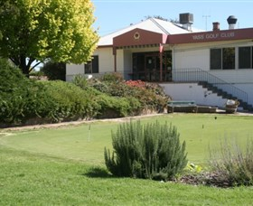 The Yass Golf Club - Accommodation in Brisbane