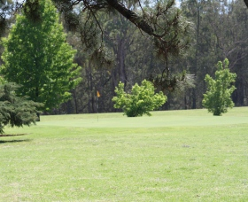Inverell Golf Club - Accommodation in Brisbane