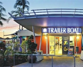 Darwin Trailer Boat Club - Accommodation in Brisbane
