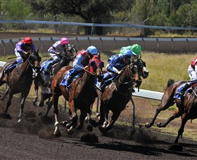 Alice Springs Turf Club - Accommodation in Brisbane