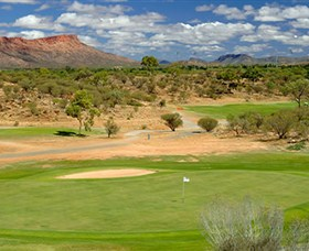 Alice Springs Golf Club - Accommodation in Brisbane