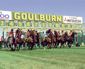 Goulburn and District Racing Club - Accommodation in Brisbane