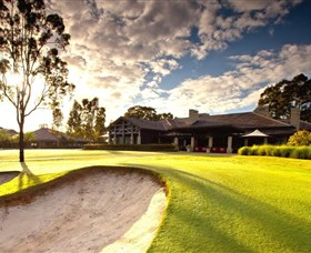 Vintage Golf Club - Accommodation in Brisbane