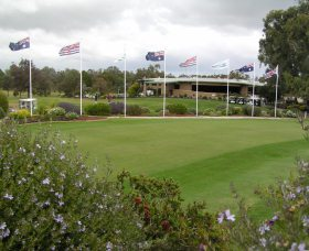 Tocumwal Golf Club - Accommodation in Brisbane