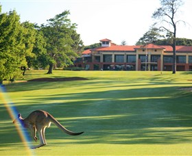 Royal Canberra Golf Club - Accommodation in Brisbane