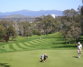 Fairbairn Golf Club - Accommodation in Brisbane
