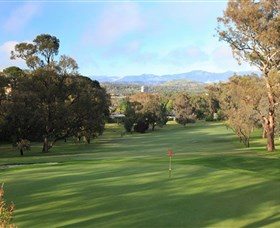 Federal Golf Club - Accommodation in Brisbane