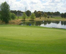 Magpies Belconnen Golf Club - Accommodation in Brisbane