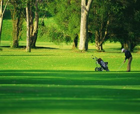 Foster Golf Club - Accommodation in Brisbane