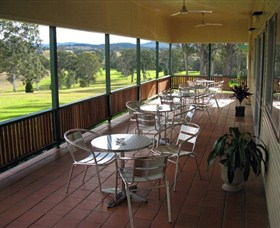 Woodenbong and District Golf Club - Accommodation in Brisbane