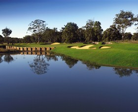 Kooindah Waters Golf Club - Accommodation in Brisbane
