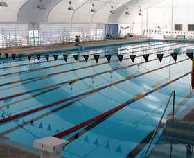Canberra Olympic Pool and Health Club - Accommodation in Brisbane