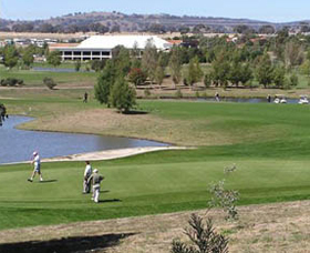 Gungahlin Lakes Golf and Community Club - Accommodation in Brisbane