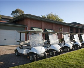 Country Club Tasmania Golf Course - Accommodation in Brisbane