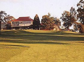 Launceston Golf Club - Accommodation in Brisbane