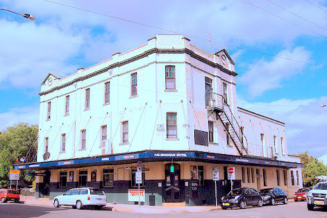 Caledonian Hotel - Accommodation in Brisbane