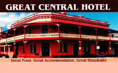 Great Central Hotel - Accommodation in Brisbane