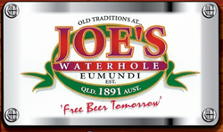 Joe's Waterhole Hotel