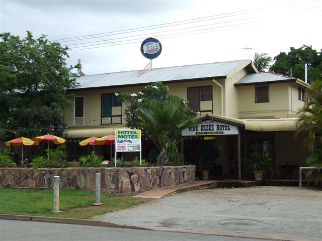 Pine Creek Hotel/Motel - Accommodation in Brisbane