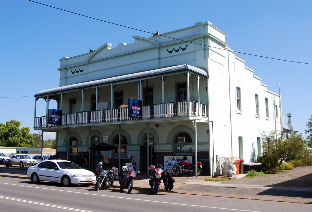 Tattersalls Hotel - Accommodation in Brisbane