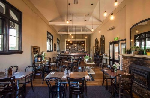 Union Bank Wine Bar - Accommodation in Brisbane