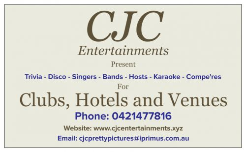 CJC Entertainments - Accommodation in Brisbane