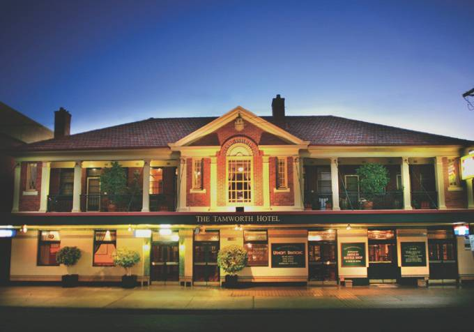 Tom Price Hotel - Accommodation in Brisbane