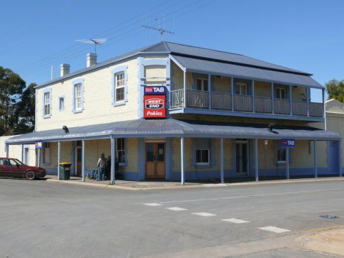 Port Wakefield Hotel - Accommodation in Brisbane