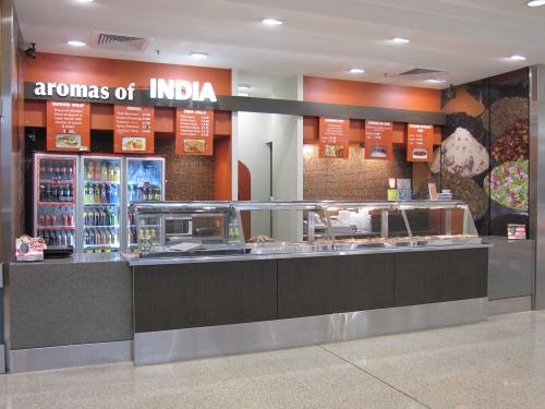Aromas of India Restaurant - Accommodation in Brisbane