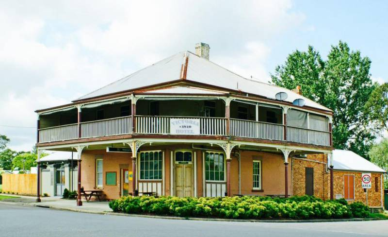 The Victoria Hotel Hinton - Accommodation in Brisbane