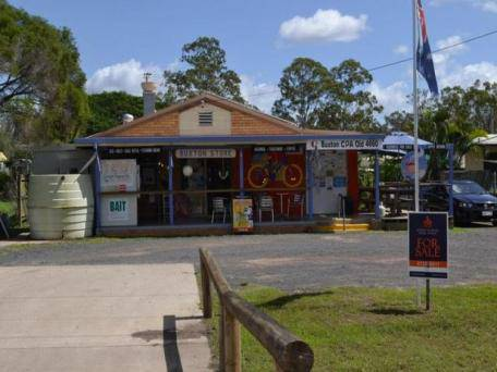 Buxton General Store - Accommodation in Brisbane