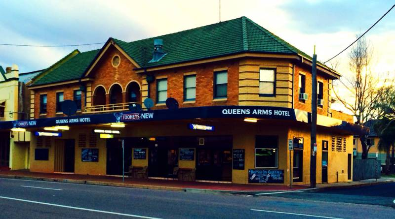 Queens Arms Hotel - Accommodation in Brisbane