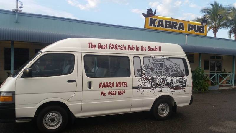 Kabra Hotel - Accommodation in Brisbane