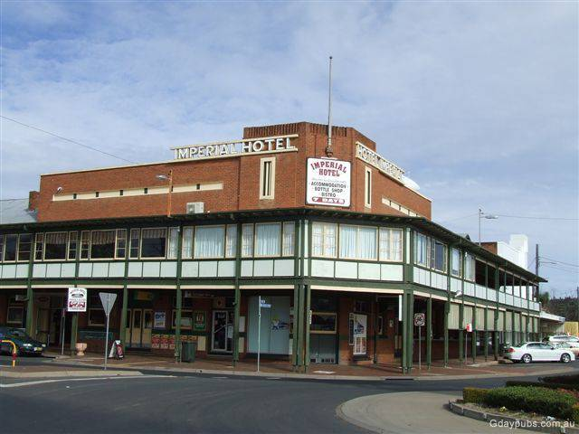 Imperial Hotel Coonabarabran - Accommodation in Brisbane