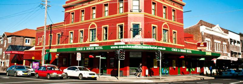 The Coach  Horses Hotel - Accommodation in Brisbane