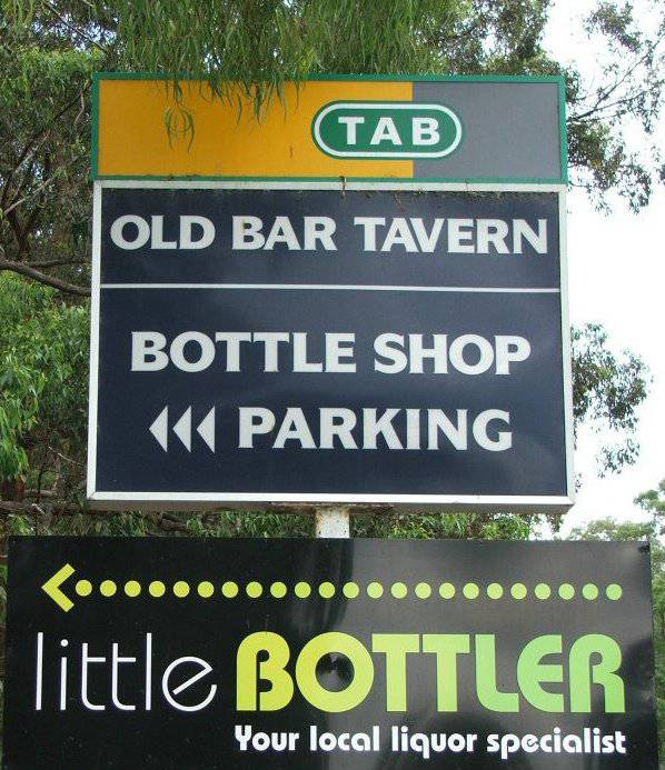 Old Bar Tavern - Accommodation in Brisbane