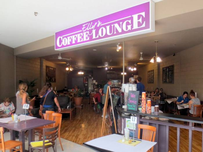 Ellys Coffee Lounge - Accommodation in Brisbane
