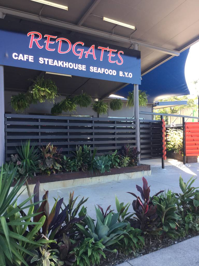 Redgates Caf Steakhouse Seafood - Accommodation in Brisbane