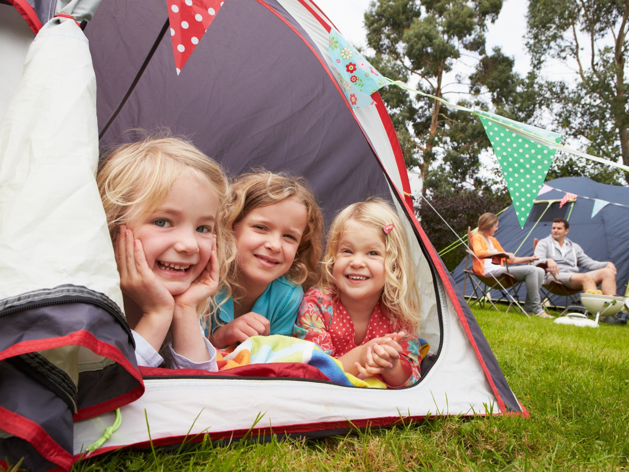 Camp Out In Town - Accommodation in Brisbane