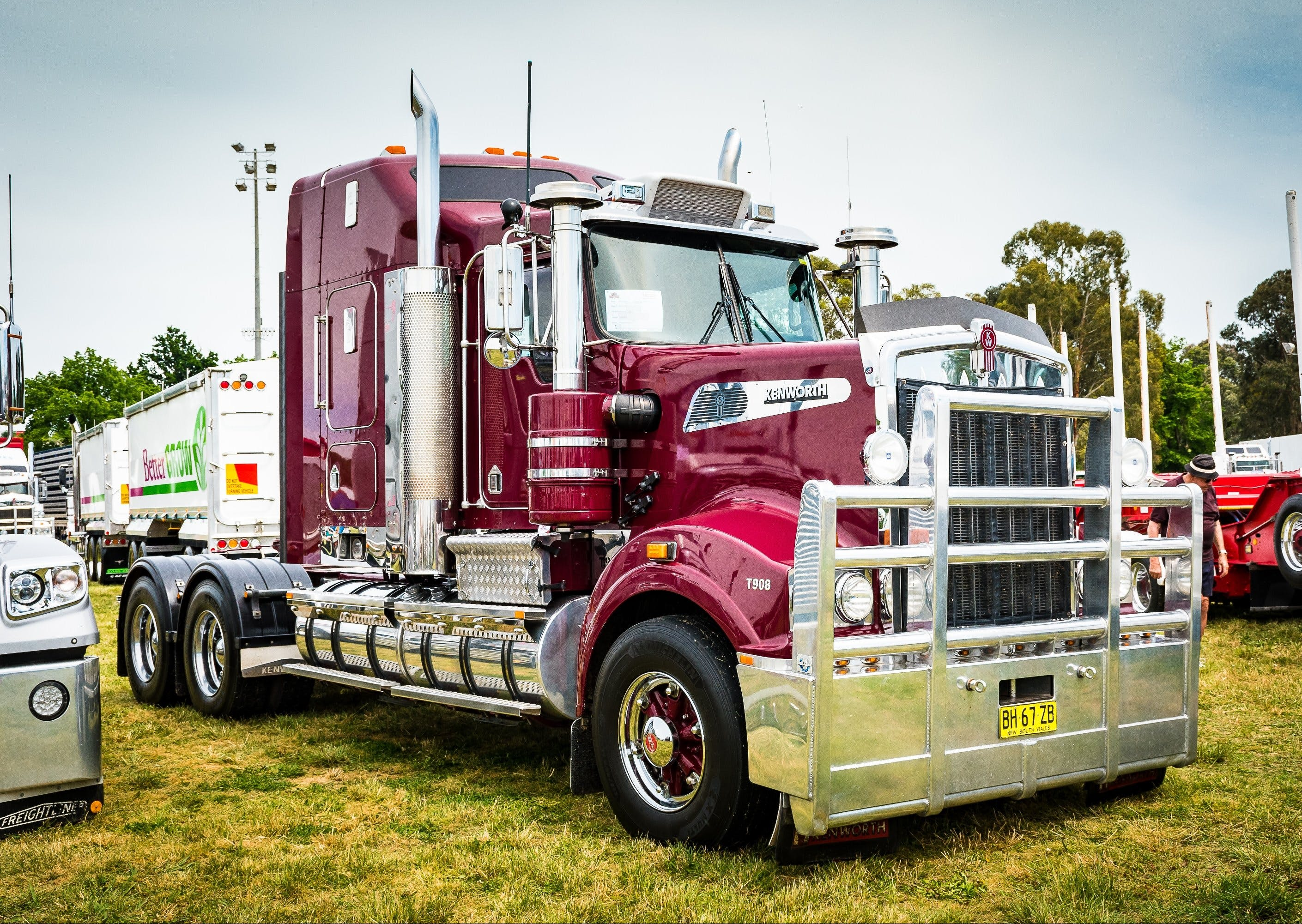 Dane Ballinger Memorial Truck Show - Accommodation in Brisbane