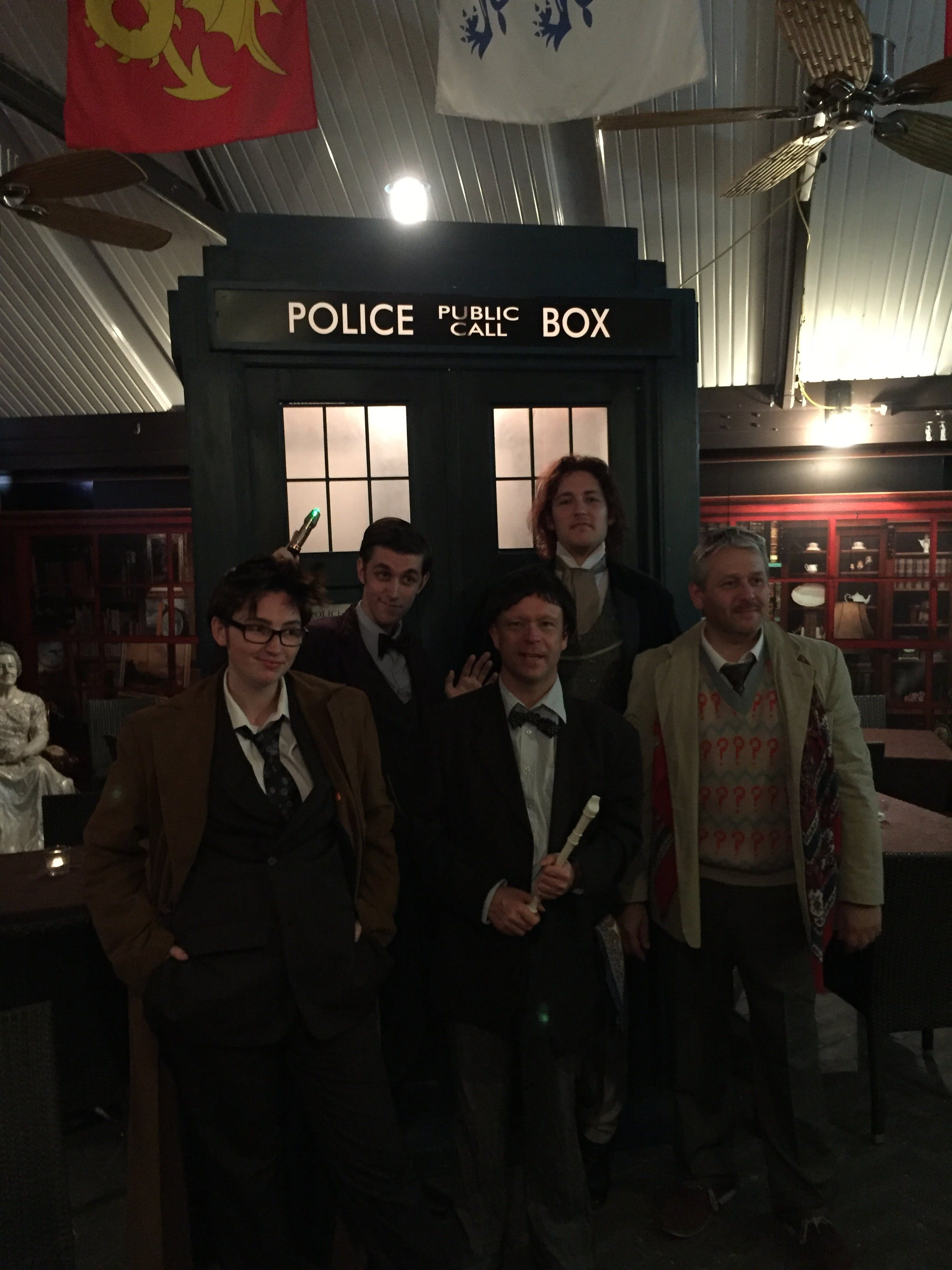 Dr Who Quiz Night - Accommodation in Brisbane
