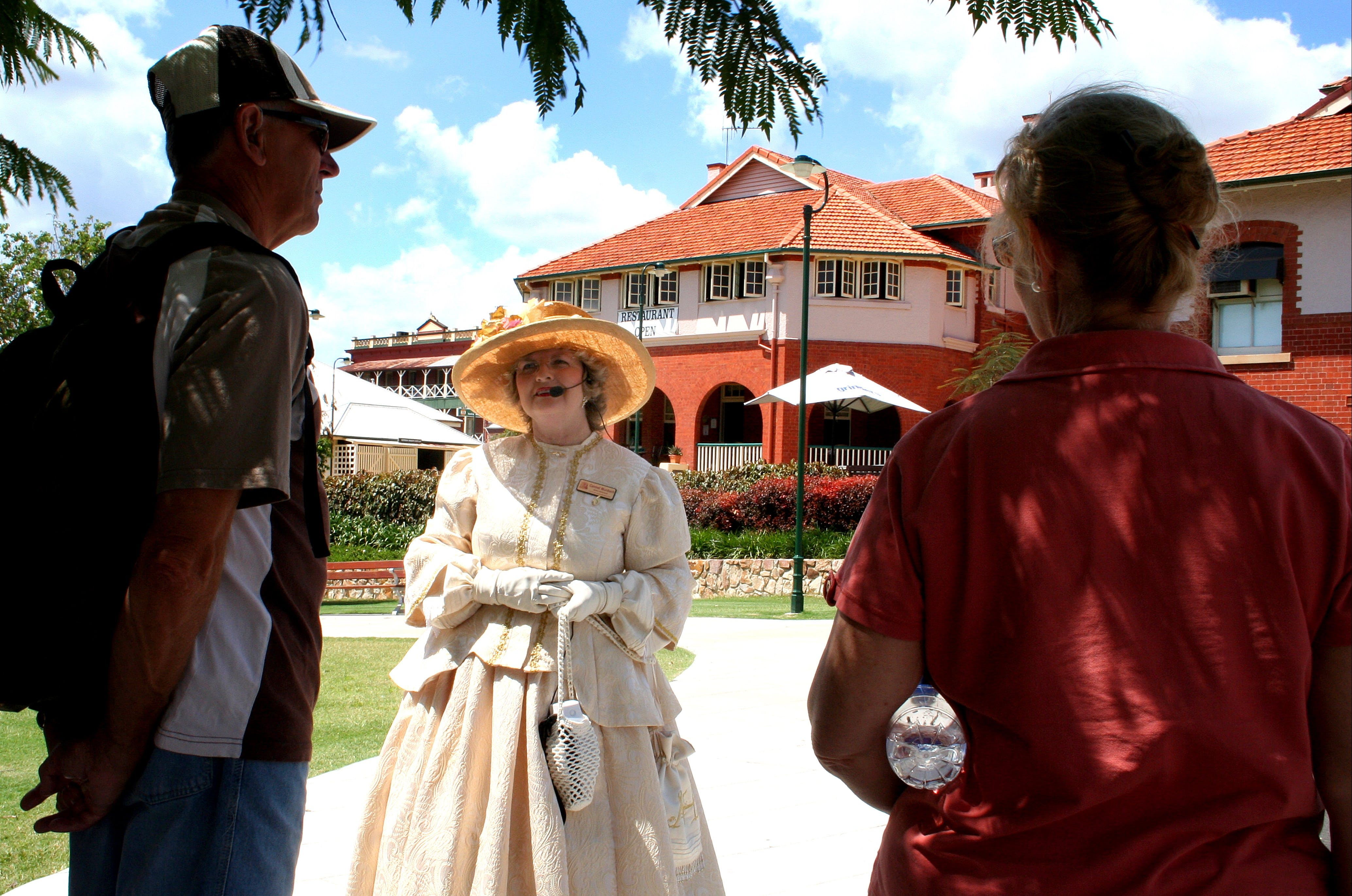 Free Guided Maryborough Heritage Walk Tour - Accommodation in Brisbane