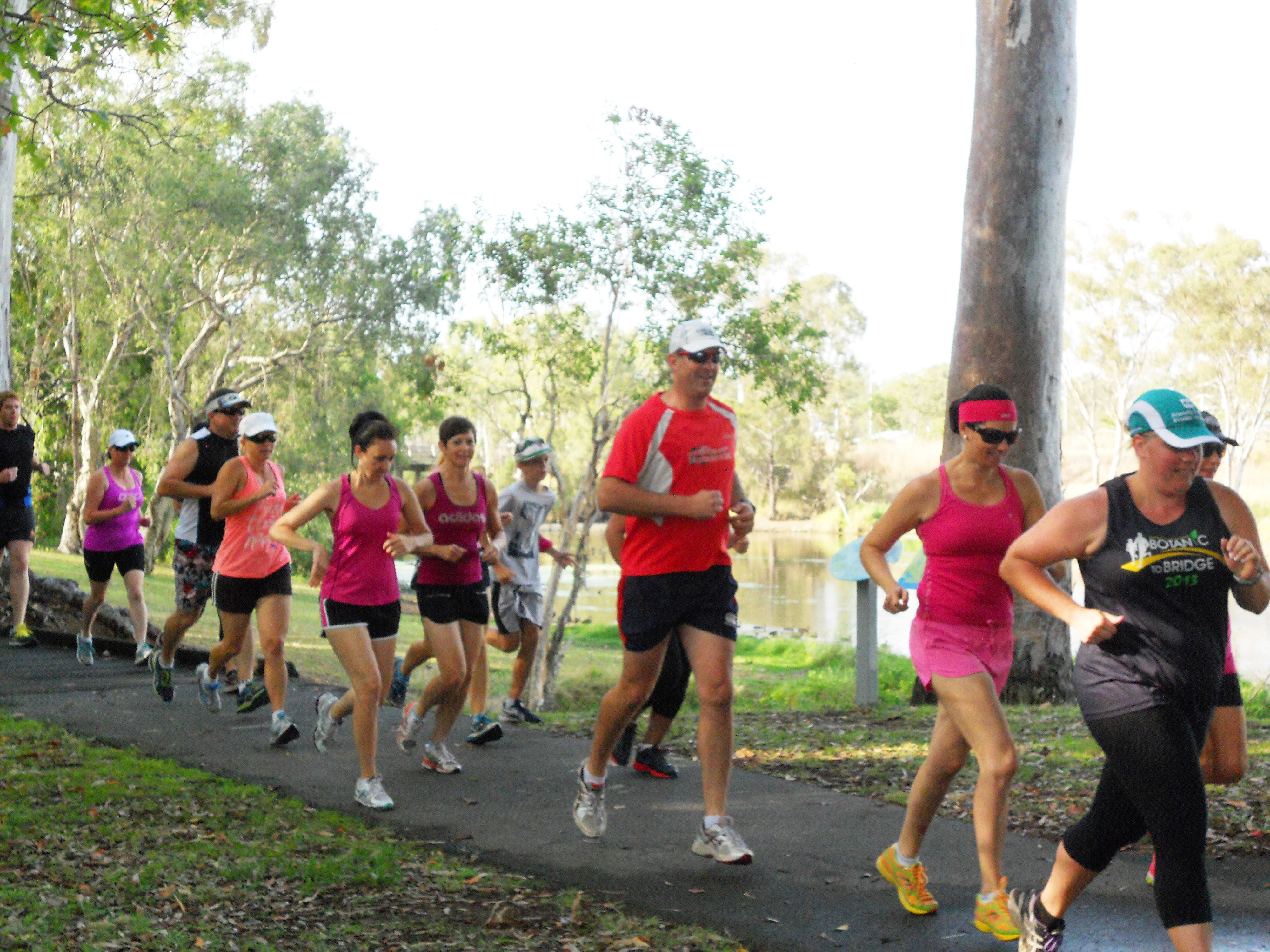 Gladstone Weekly Parkrun - Accommodation in Brisbane