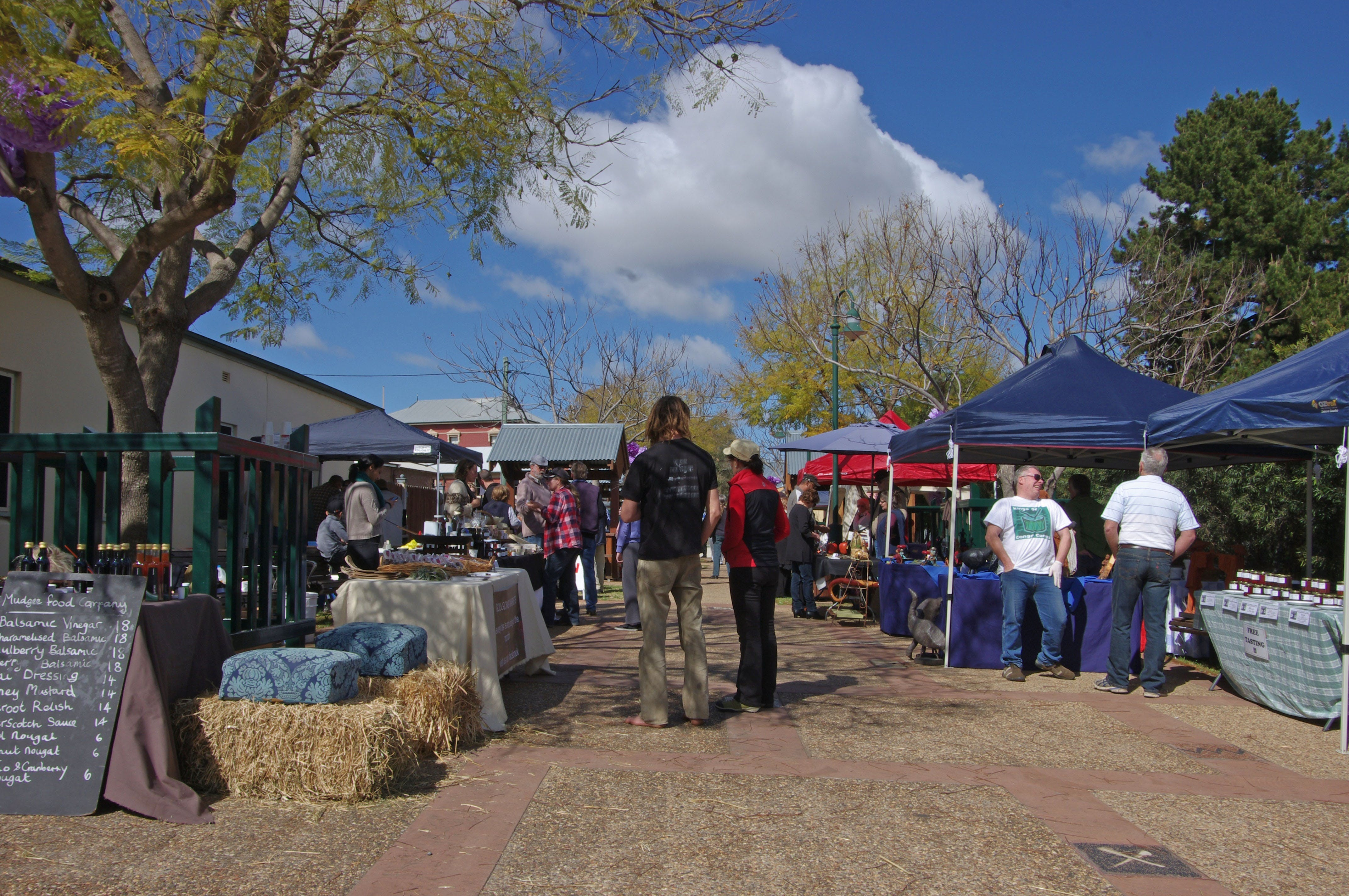 Gulgong Markets - Accommodation in Brisbane